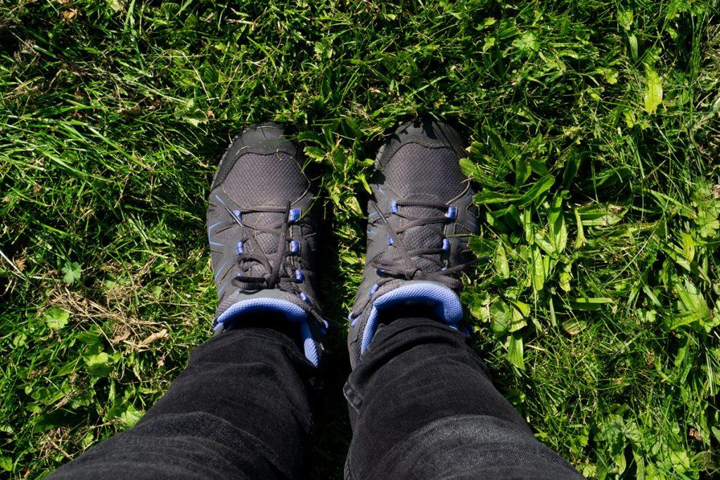 Comfortabele wandelschoenen