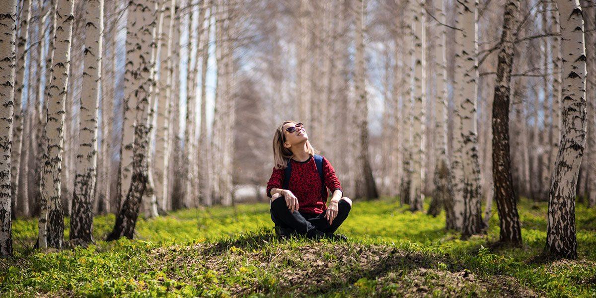 Effecten van de natuur op je gezondheid