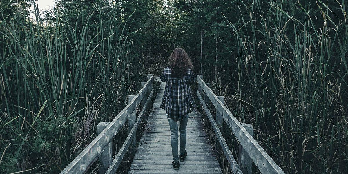 Effect wandelen tijdens overspannenheid